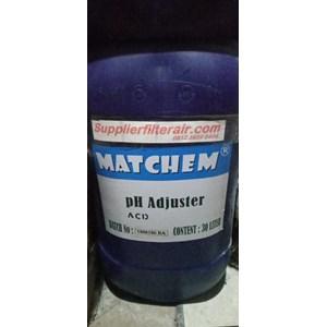 Dari pH Adjuster ACD untuk menurunkan pH air 0