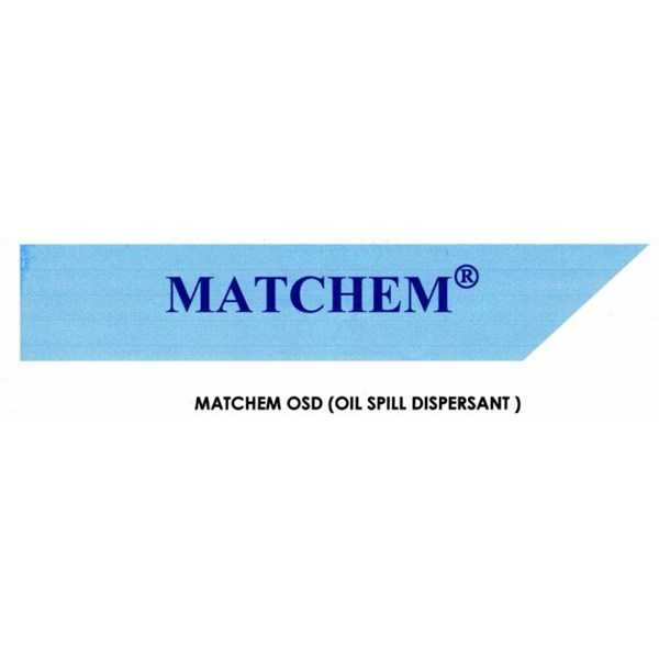 Oil Spill Dispersant OSD merk Matchem