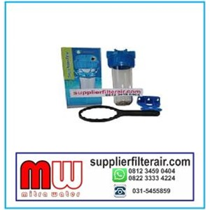 From Water Wizard Water Filter Housing 0
