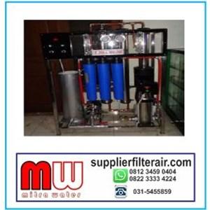 Dari Mesin RO 6000 Gpd setara 24.000 Liter per hari 0