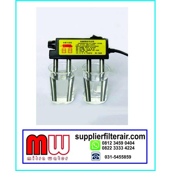 alat test elektrolisa air
