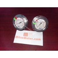 Jual Alat UKur Tekanan Air pressure gauge