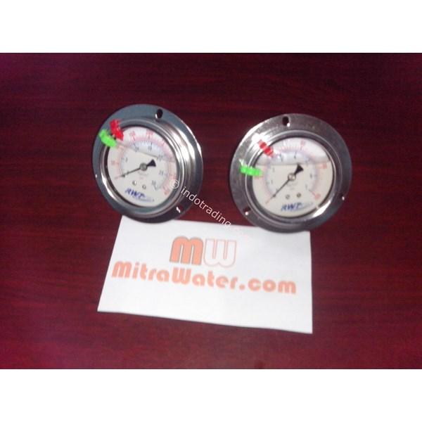 Alat UKur Tekanan Air pressure gauge