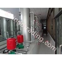 Paket AMDK Air Mineral Kemasan galon gelas dan botol