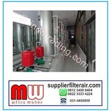Paket AMDK Air Mineral Kemasan galon gelas dan bot
