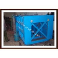 Cetakan Beton Box Culvert 1000 1