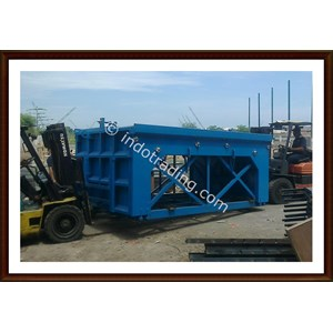 Cetakan Beton Box Culvert 3500
