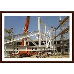 Install Konstruksi Atap 1