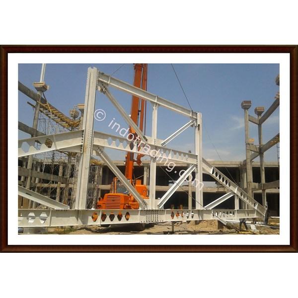 Install Konstruksi Atap 2