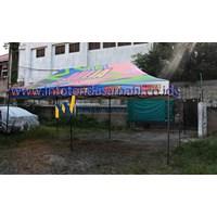 Folding tent 3x6