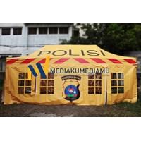 Tenda Lipat 3x6 Branding