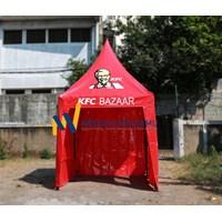 Tenda Kerucut KFC