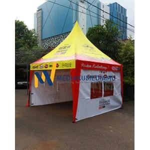 Tenda Promosi 3m Kerucut