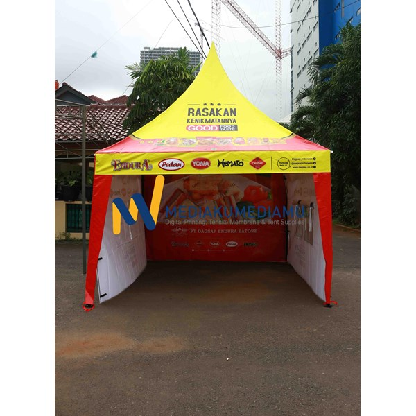 3 m Promotional tent Cone