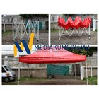Tenda Lipat 3mx4.5m Hexa Steel 1
