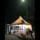 Tenda Sarnafil 5mx5m Perlengkapan Pameran 1