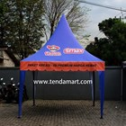 Tenda Promosi 3mx3m Kerucut POTATO 1