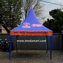 Tenda Promosi 3mx3m Kerucut POTATO