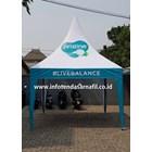 Tenda Promosi 3mx3m Pristine 1