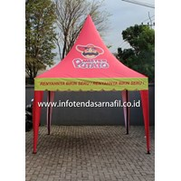 Tenda Promosi 3mx3m Potato