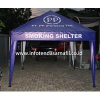 Tenda Promosi 3m Branding PP