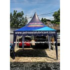 Tenda Kerucut 3mx3m PETROASIA 2