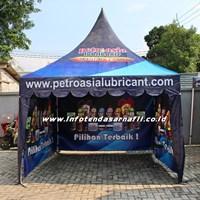 Tenda Kerucut 3mx3m PETROASIA