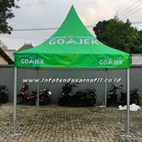 tenda sarnafil custom 3mx3m GOJEK