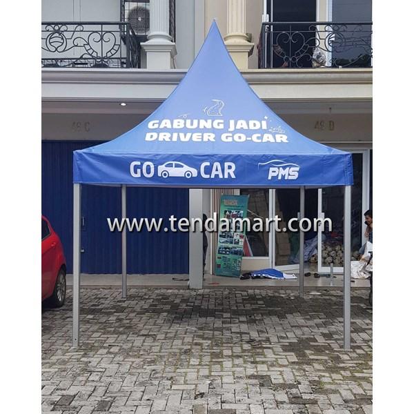 tenda sarnafil custom 3mx3m GOJEK