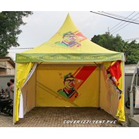 tenda sarnafil 4mx4m Custom