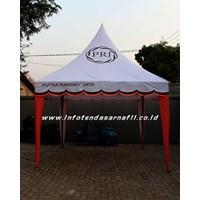 tenda kerucut 3mx3m PRJ