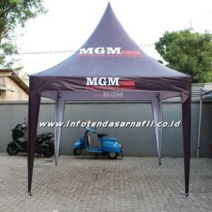 Dari tenda kerucut 3m MGM 0