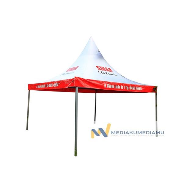 Sarnafil Sinar Electronic Tent