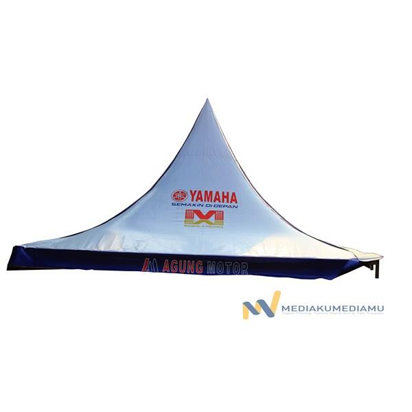 Tenda Sarnafil 5Mx5m Yamaha Motor