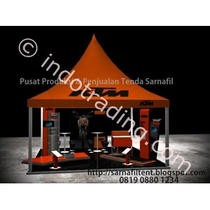 5Mx5m Ktm Motor Sarnafil Tent & Sell 5Mx5m Ktm Motor Sarnafil Tent from Indonesia by PT ...
