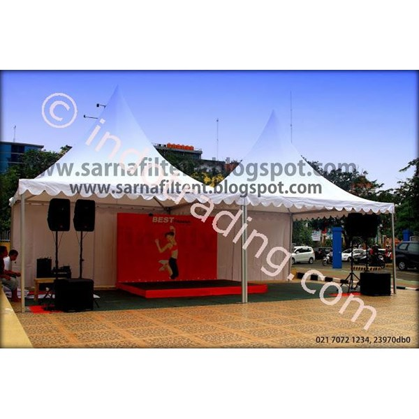 Tenda Sarnafil Event Always Fit