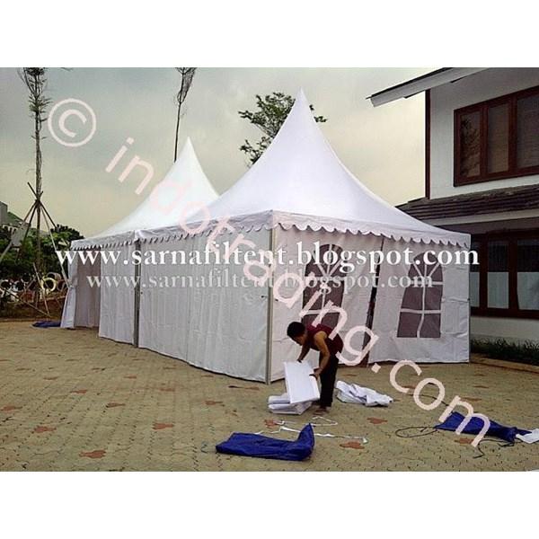 Tenda Sarnafil 5Mx5m Casagoya Apartement