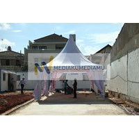 Sarnafil 5Mx5m Tent Marketing Office