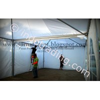 Inside Tenda Sarnafil