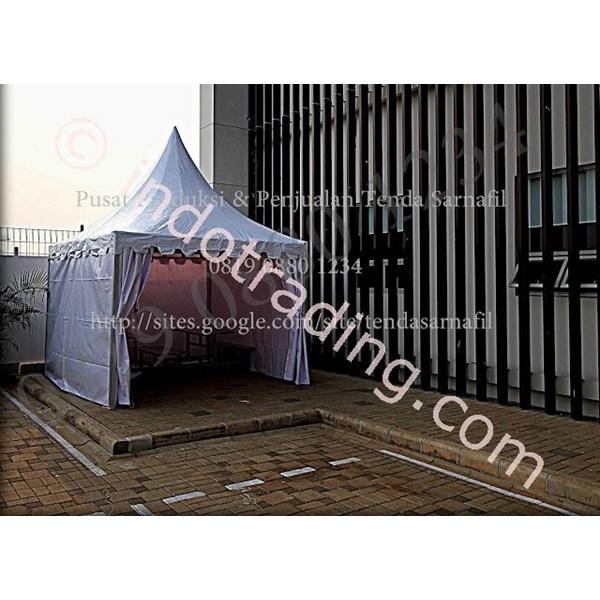 Tenda Sarnafil 3Mx3m Ruang Tunggu
