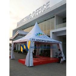 Tenda Sarnafil 5m Orchard Apartment (Kantor Pemasaran
