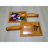 Sell Custom design rubber Bagtag 2