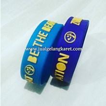 Rubber Bracelet unique promotional souvenirs