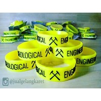 Jual GELANG KARET UNIVERSITAS (GEOLOGICAL ENGINEERING)