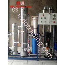 4000 Gpd Reverse Osmosis Machine