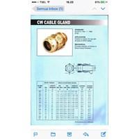 Distributor Cable gland industrial merk Unibell 3