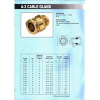 Jual Cable gland industrial merk Unibell 2