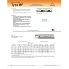 Flexible metal conduit Type EF Merk Anaconda 2