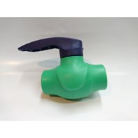 Ball Valve Pipa PPR Cold Water 1