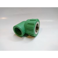 PPR Female Fittings Pipe Elbow